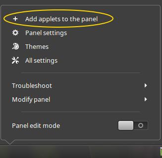 Add_applets