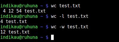 wc-command